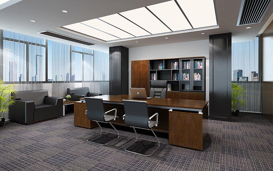 高层办公空间