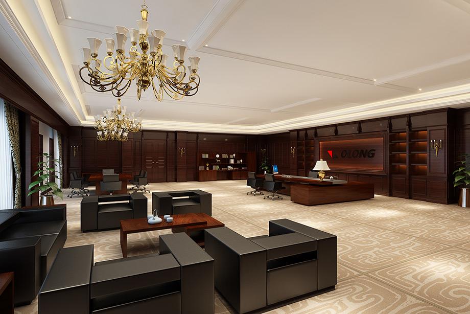总裁办公空间